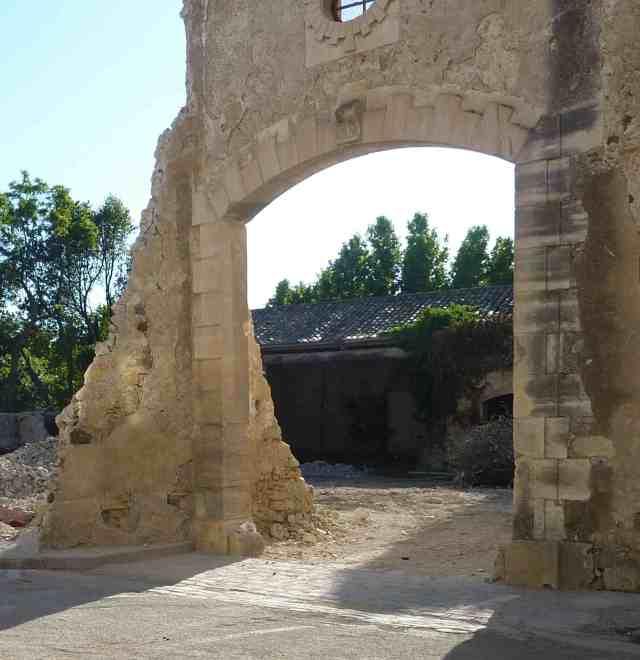 arche a demolir